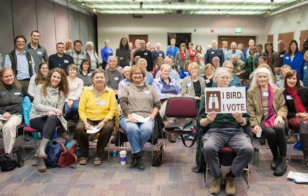 """1st Annual """"I Bird, I Vote"""" Bird Conservation Summit"""