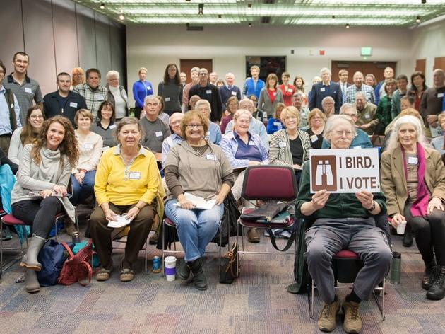 "1st Annual ""I Bird, I Vote"" Bird Conservation Summit"